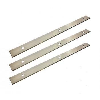 Hobelmesser reversibel für Kity Bestcombi 260 (3er set)