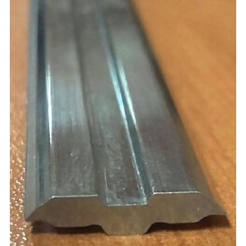 Hobelmesser 410 mm Centrofix (Wigo) für Lurem (einheit)