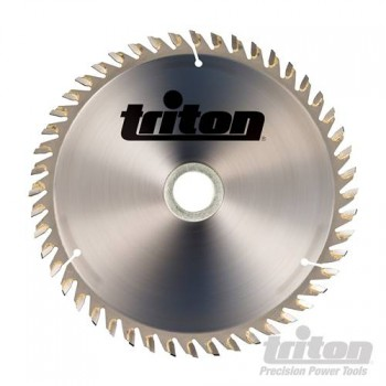Circular saw blade dia 165 mm bore 20 mm - 60 teeth