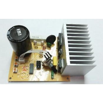Platine électronique pour variateur du mini tour à bois