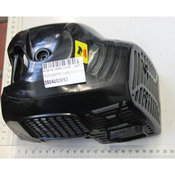 Motor cover for 51,7 cc Scheppach multifunction