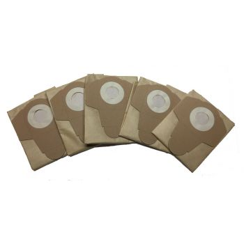 Paper bag for wet and dry vacuum cleaner Leman LOASP301 (set of 5)