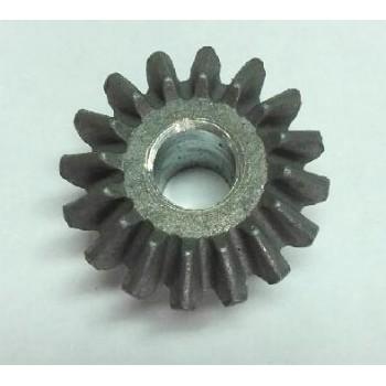 Gire la rueda dentada hacia arriba y hacia abajo en la cepilladora para PT260 y HOB260abs