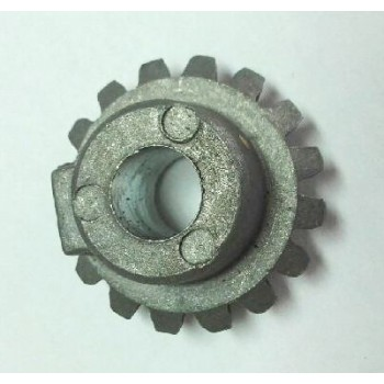 Crank sprocket up and down...