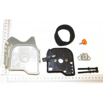 Filtro de aire completo para herramientas de jardín y desbrozadora Scheppach y Woodster 32.6 cm3