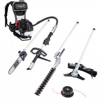 Brush cutter Scheppach MFH3300-4BP Backpack