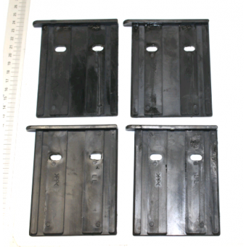 Suola in plastica per spaccalegna verticale Kity PV6000, Woodstar LV60, Scheppach HL710