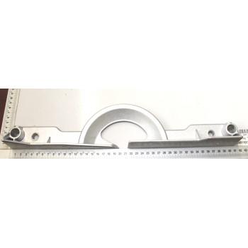 Guide pour scie à onglet radiale Scheppach MS216L