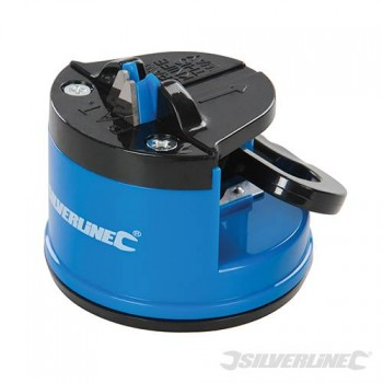 Knife Sharpener with Suction Base