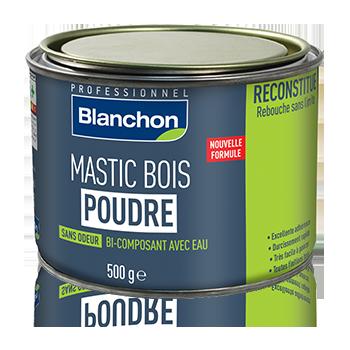 WOOD MASTIC BI, 500 g - BOIS FONCE