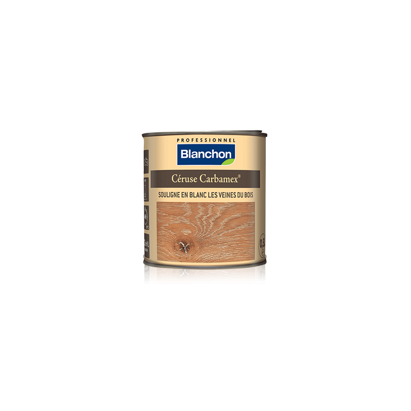 Wax carbamex to skate - Box of 500 ml