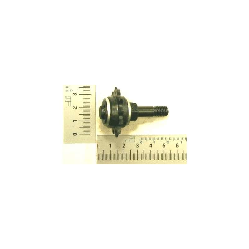 Scheppach Pignon Z 16 propulsion avance Rouleau 61004208 pour HM 1.,