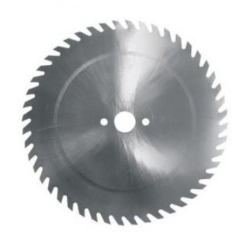 Hoja de sierra para madera registros de acero de 400 mm - 56 dientes