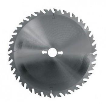Lame de scie à buches carbure 600 mm - 36 dents pour le bois de chauffage