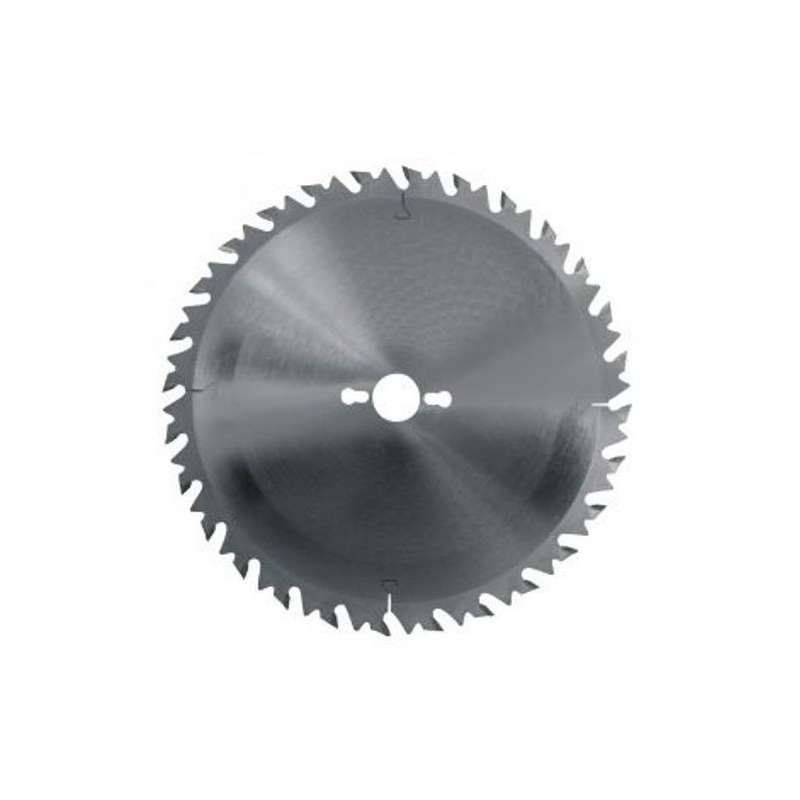 Hoja de sierra circular diámetro 600 mm - 36 dientes con limitador para leña