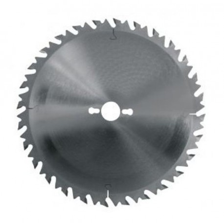 TCT Circular saw blade 600 mm - 36 teeth anti-kickback for log saw
