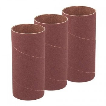 Bobbin Sleeves height 114 mm grit 240 for oscillating sander - Diameter 76 mm