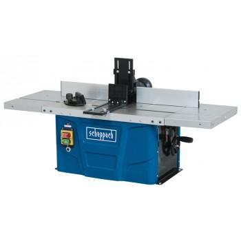 Fraesmaschine Scheppach HF50 mit Erweiterungen