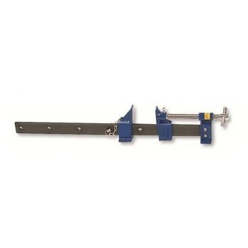 Serre-joint à panneaux, tige de 40x10 mm, serrage de 2000 mm