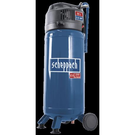 Compresseur vertical 50 L Scheppach HC51V - 1500W