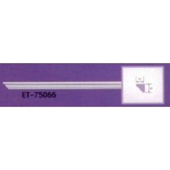 Modanature da cornicione ET75066 lunghezza 2,40 m x larghezza 17mm