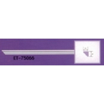 Molding cornices AND-75066 long 2.40 m x width 17mm x ep 17mm