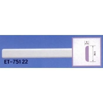 Modanature da cornicione ET75122 lunghezza 2,40 m x larghezza 36,5 mm