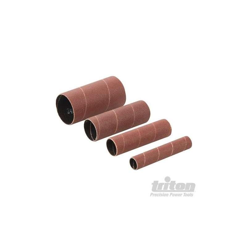Rodillo abrasivo 76 mm, grano 150 para Triton TSPS650 - 4 diferentes diametros