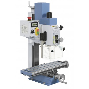 Milling and drilling metal...