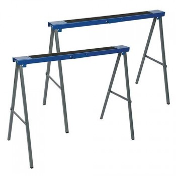 Bar clamp sawhorse - max weight 125 kg