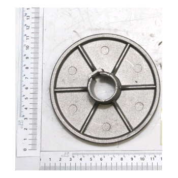 Motor drive pulley for Scheppach HMS2600ci, Plana 3.0 and Kity 2635