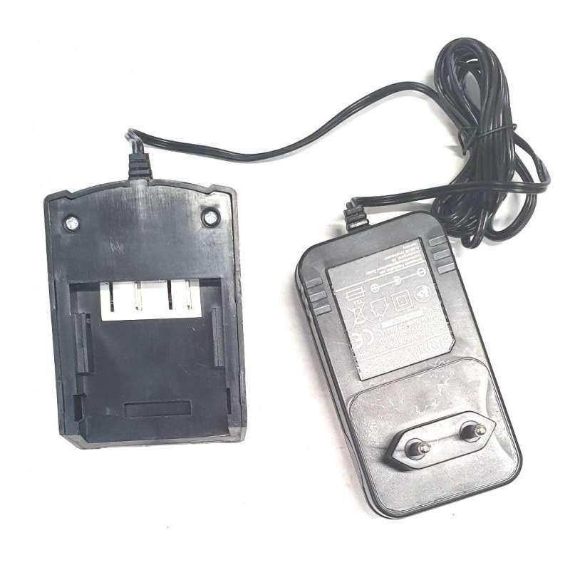 caricabatterie per attrezzi da giardino multifunzione Scheppach MGT410