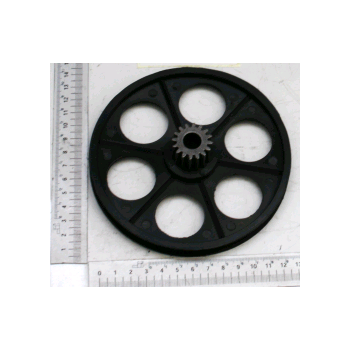 Pulley for 204 mm width...