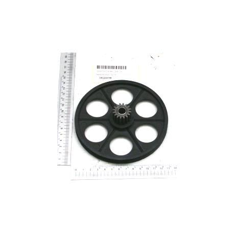 Poulie pour les dégauchisseuses largeur 204 mm Kity Scheppach et Woodster (à partir de 2006)