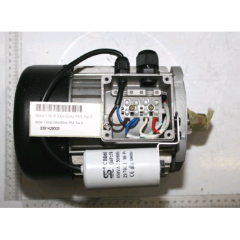 Motor for Kity and Scheppach router 230V