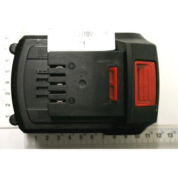Battery 4ah for garden tools on battery Scheppach GS18-3Li