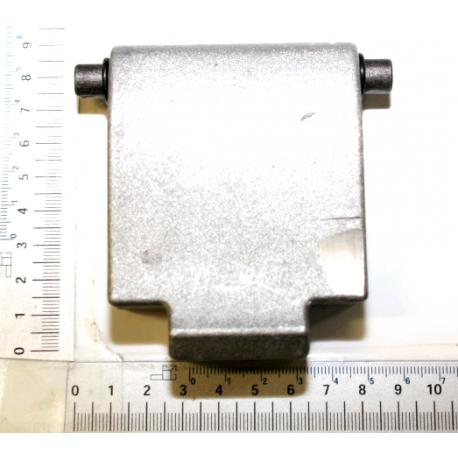Protecteur du couteau sur broyeur Scheppach GSE45S