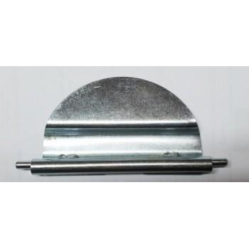 Placa de sujeción para la sierra de Kity PS1200, Scheppach TS310, TS30, HS120 y Woodstar ST12