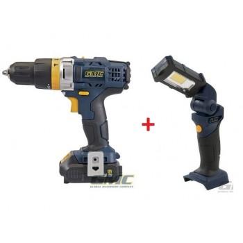 Hammer drill GMC 18V - Li-ion