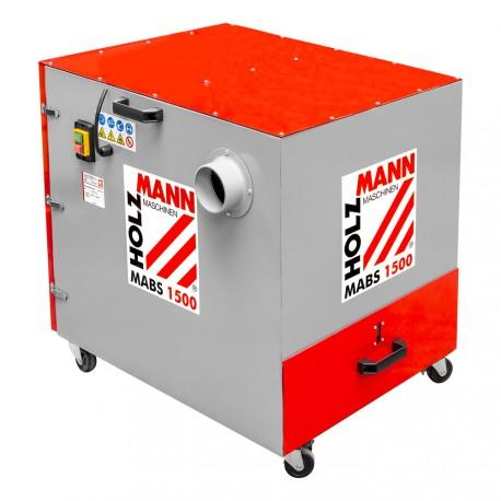 Aspirateur à copeaux métal Holzmann MABS1500