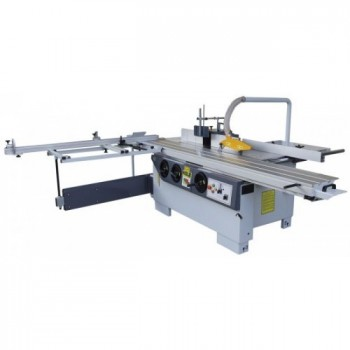 Combined router saw Holzprofi TSP2300 with carriage 2300 mm - 400V