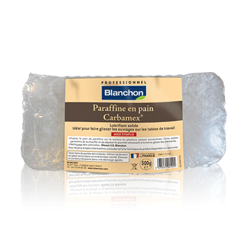 Carbamex paraffin bar (500g)
