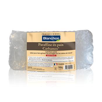 Paraffine en pain Carbamex (500g)