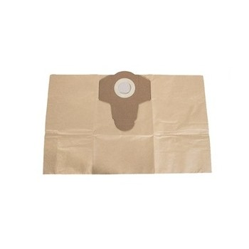Paper bag for wet and dry vacuum cleaner Scheppach ASP15-ES (set of 5)
