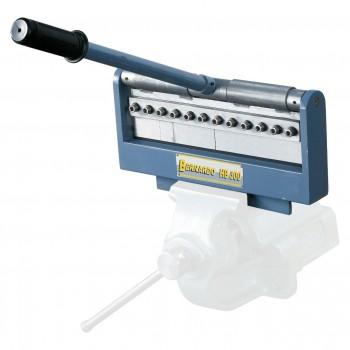 Cintreuse manuelle Bernardo HB300 pour chanfreiner et cintrer les tôles