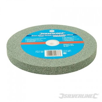 Green Silicon Carbide Bench Grinding Wheel