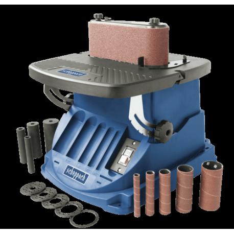 Ponceuse à bande et à cylindre oscillante Scheppach OSM600