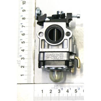 Carburador para herramientas de jardín y desbrozadora Scheppach y Woodster 51.7 cm3