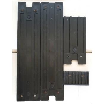 Kunststoffsohle für vertikale holzspalter Scheppach HL1010