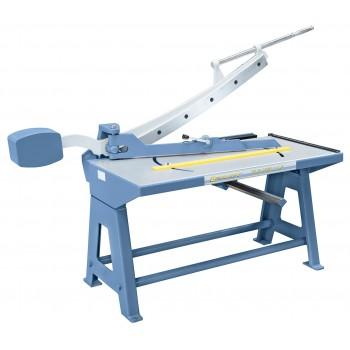 Shear manual Bernardo HLS1050 - cut sheet 1.5 mm